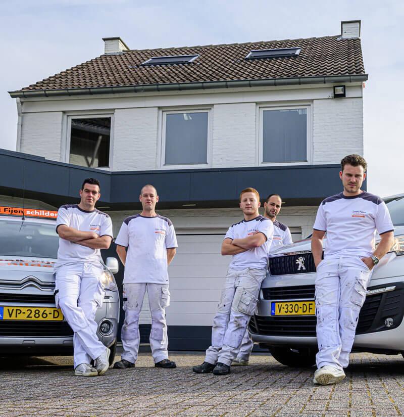 Loek Fijen Schilders Team